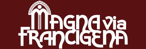 Magna via francigena Logo
