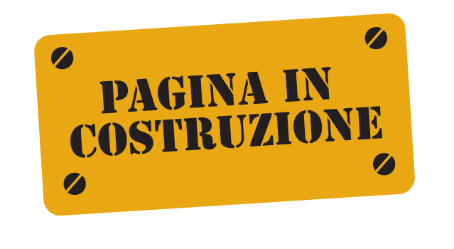 pagina in costruzione 2